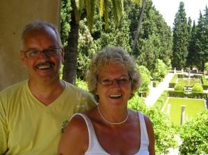 John en Betty Ettema